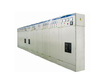 GGD Low voltage cabinet