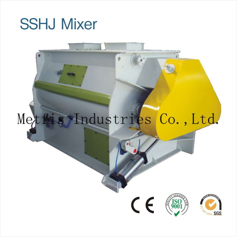 SSHJ0.5  Double Shaft Paddle Mixer